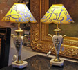 Paire lampes 1925